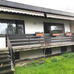 Reihenmittelwohung-Ganderkesee-mit-Garage-und-Garten-Gartenansicht