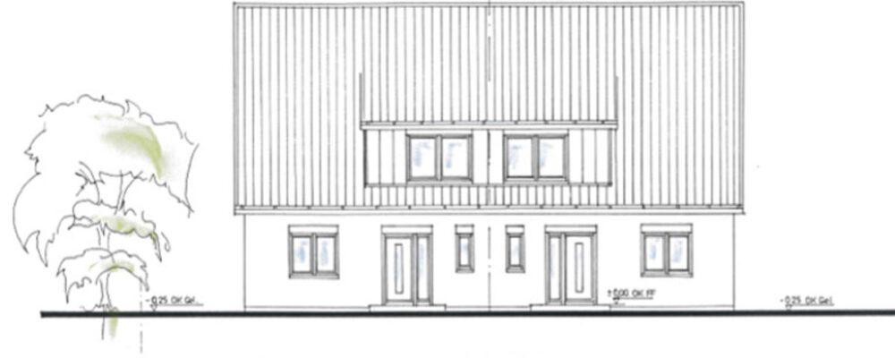 Doppelhaushälfte in Ganderkesee, Schierbrok